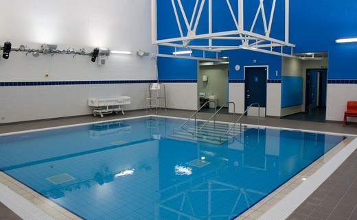 Hydrotherapy Pool Sports Amp Swimming Facilities