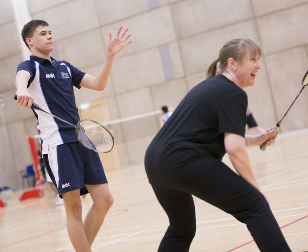 Coaching & Games Sunday Badminton
