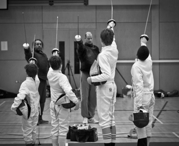 Haverstock Fencing Club - (Juniors)