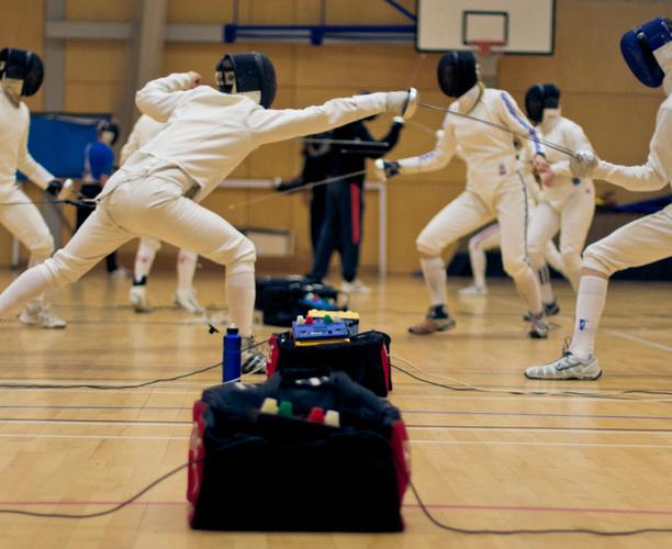 Haverstock Fencing Club - (Seniors)