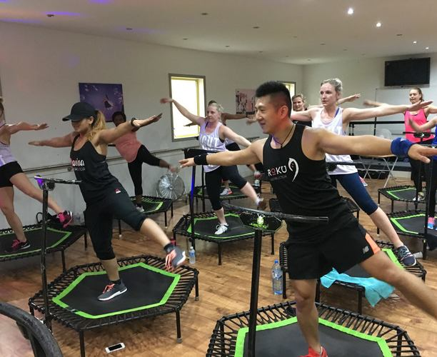Jumping Fitness Classes