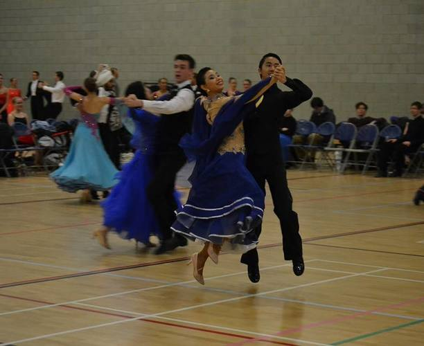 University of London Dancesport