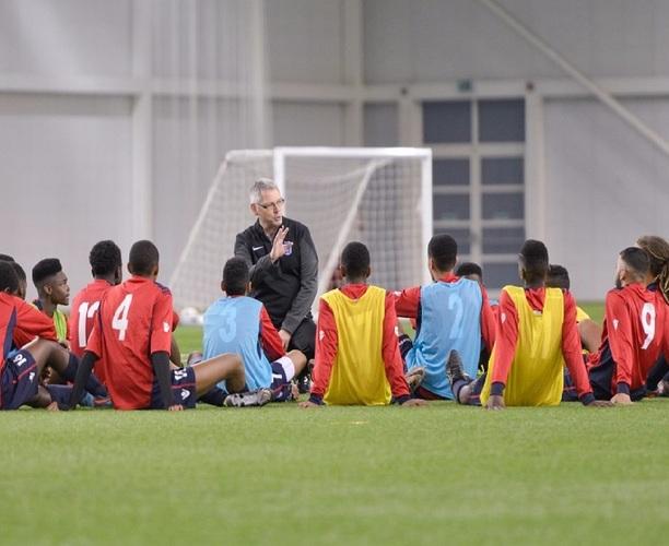 Pitshanger FC Under 10's Training