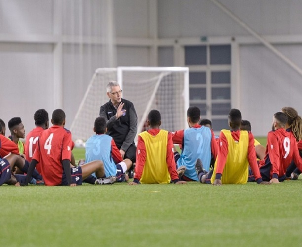 Paul Bielby's Football Academy Training