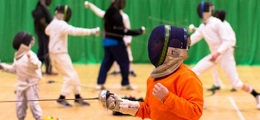 Tuesday Fencing Club - Kids