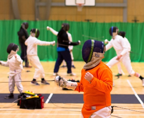 Thursday Fencing Club - Kids