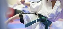 Junior Martial Arts Session (Tuesday)