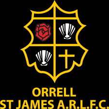Orrell St James ARLFC - Rugby Training