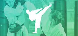 Martial arts booking, please ensure the gymnasium is free of rubbish and clear for use throughout.