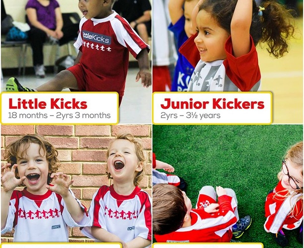 Little Kickers - Sports Hall