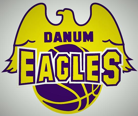 Eagle hoops basketball