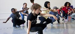 Tiny Tempers (Street Dance for 3-5 yrs)