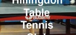 Hillingdon Table Tennis Club
