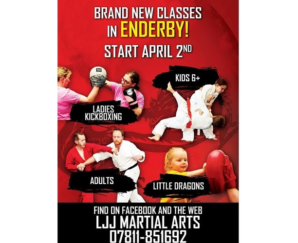 LJJ Martial Arts Classes