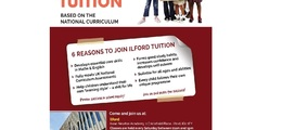 Maths & English Tuition