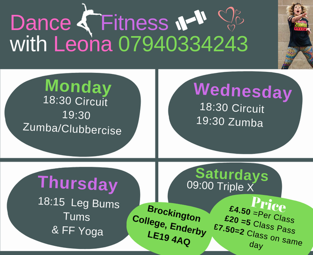 Leona Knott - Dance & Fitness