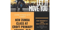 Zumba Fitness with Hannah (Adults)