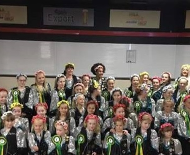 Victorious Stars Morris Dancers - Offerton Community Centre - All Rooms