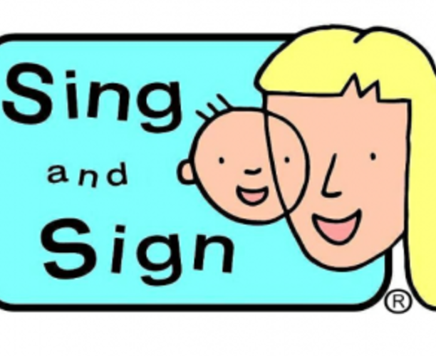 Sing and Sign - Garden Room