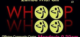 Fitsteps Zumba - Offerton community centre - Main Hall
