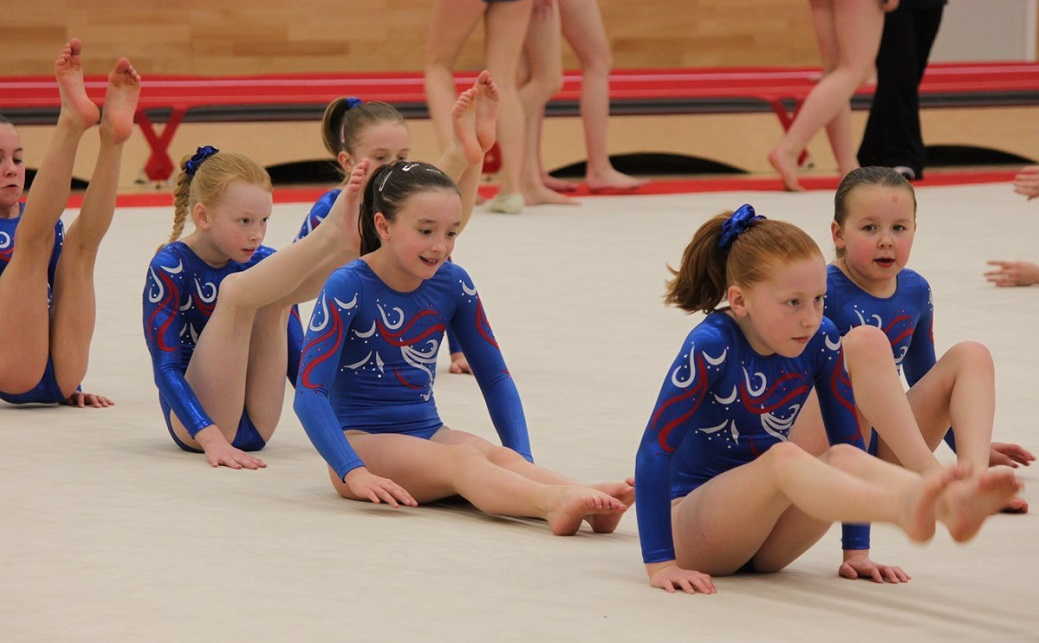 Gloucester Acro Gymnastics (Saturdays)