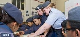 Highlands School - RAF Cadets (Monday Session)