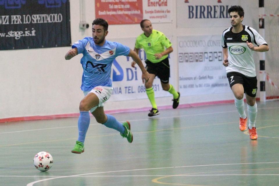 Indoor Football (Fridays)