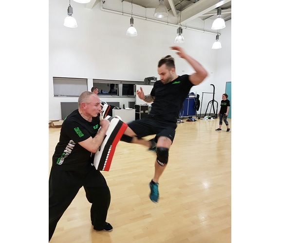 Defence Lab - Martial Arts & Self-Defence Classes