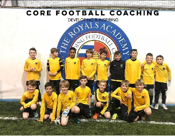 Core Football Coaching - U7s - U13s