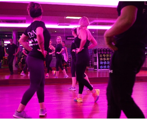FitSteps with Danni - Dance/Fitness Class