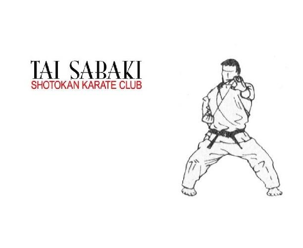Tai Sabaki Shotokan Karate Club