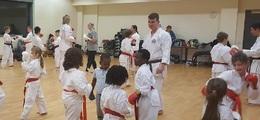 Langworthy Ken Yu Kai - Karate