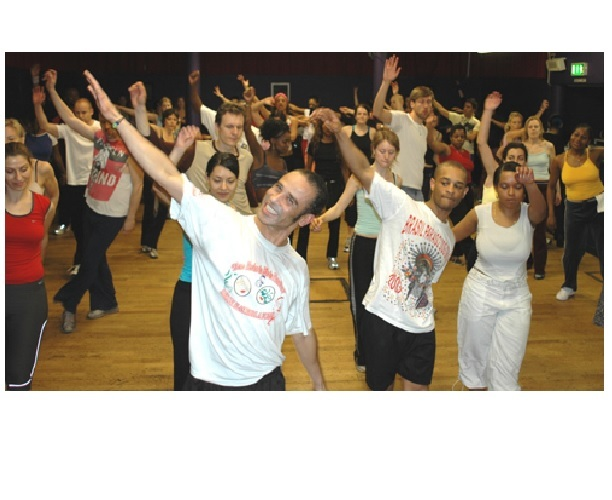 Paraiso School of Samba - Samba Dance Classes