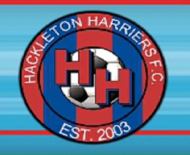 Hackleton Harriers - Junior Football Club Training