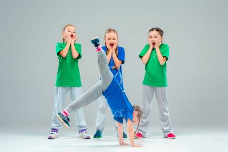 RGP Breakdance Beginners 6-9 yrs