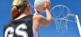 Netball Practice