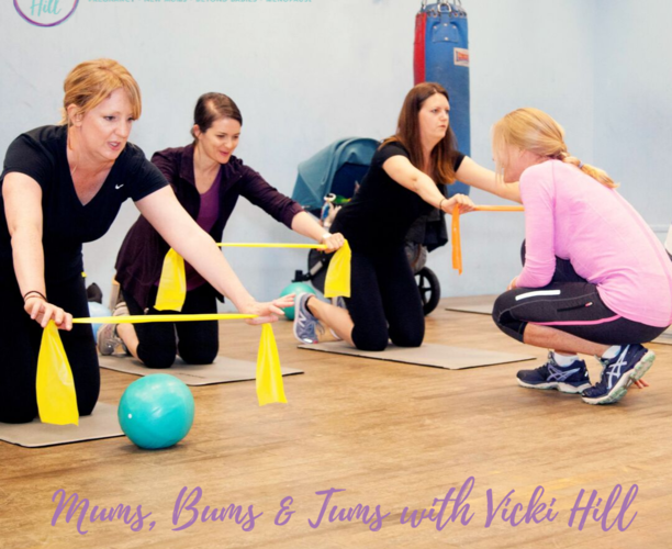 Mums Bums & Tums & Pregnancy Fitness