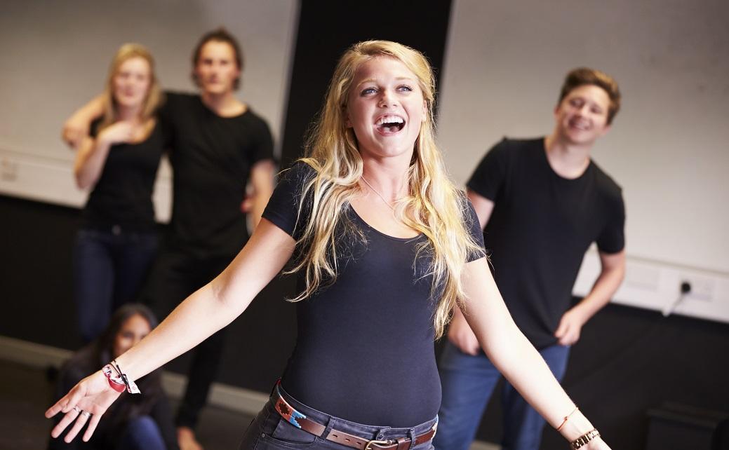 3Two1 - Theatre School