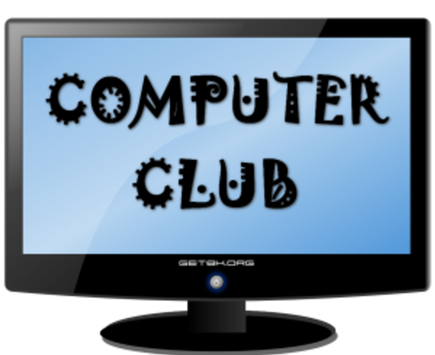 Computer Club - AG Centre - Woodley