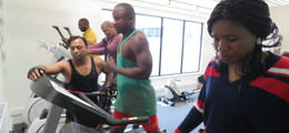 Community Gym Exercise Open sessions for community group members