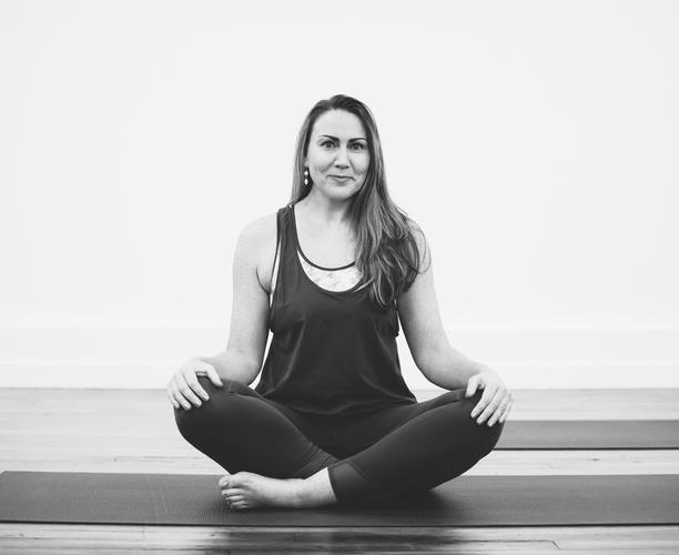Yin Yoga with Kerry