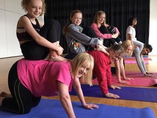 Child and Parent Ashtanga Yoga (5 years +)
