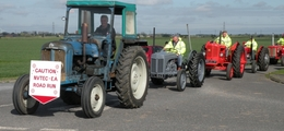 Sponsored Tractor Road Run