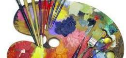 Brush and Palette