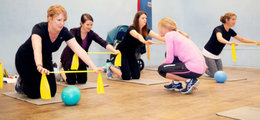 Mums, Bums & Tums + Pregnancy Fitness