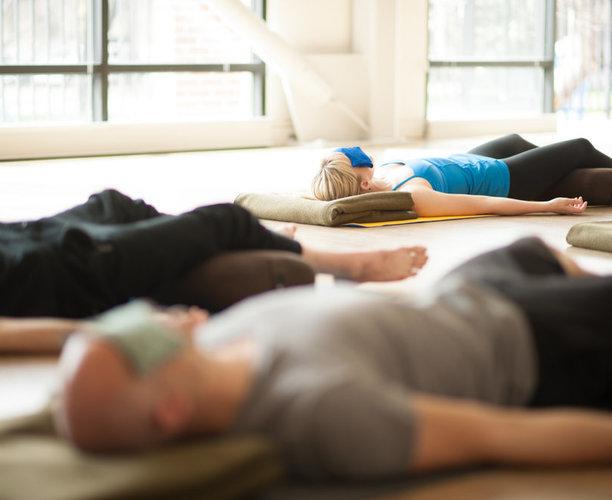 Restorative Yoga/Yoga Nidra with Treasa Cassidy