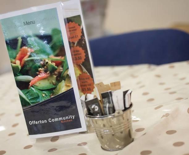 Offerton Community Kitchen - Offerton Community Centre - The Lounge
