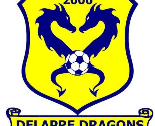 Delapre Dragons U11s Training