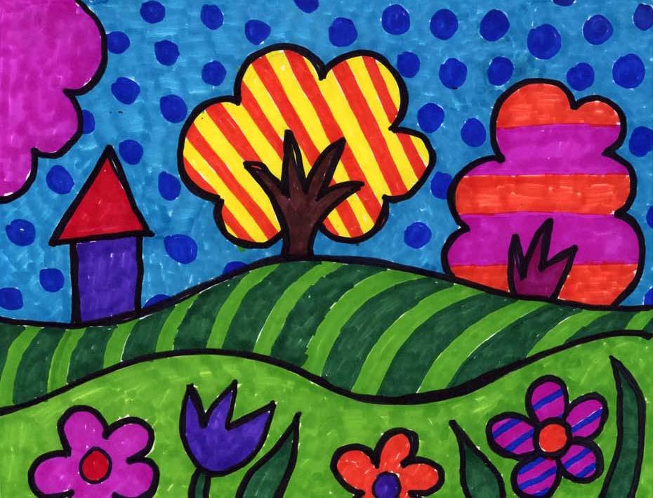 Brancaster School Art Competition