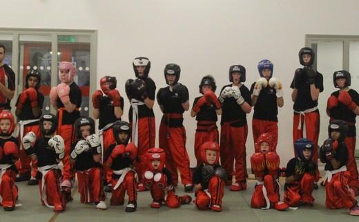React Martial Arts